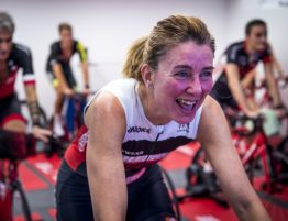 Indoor Cycling Ragazze