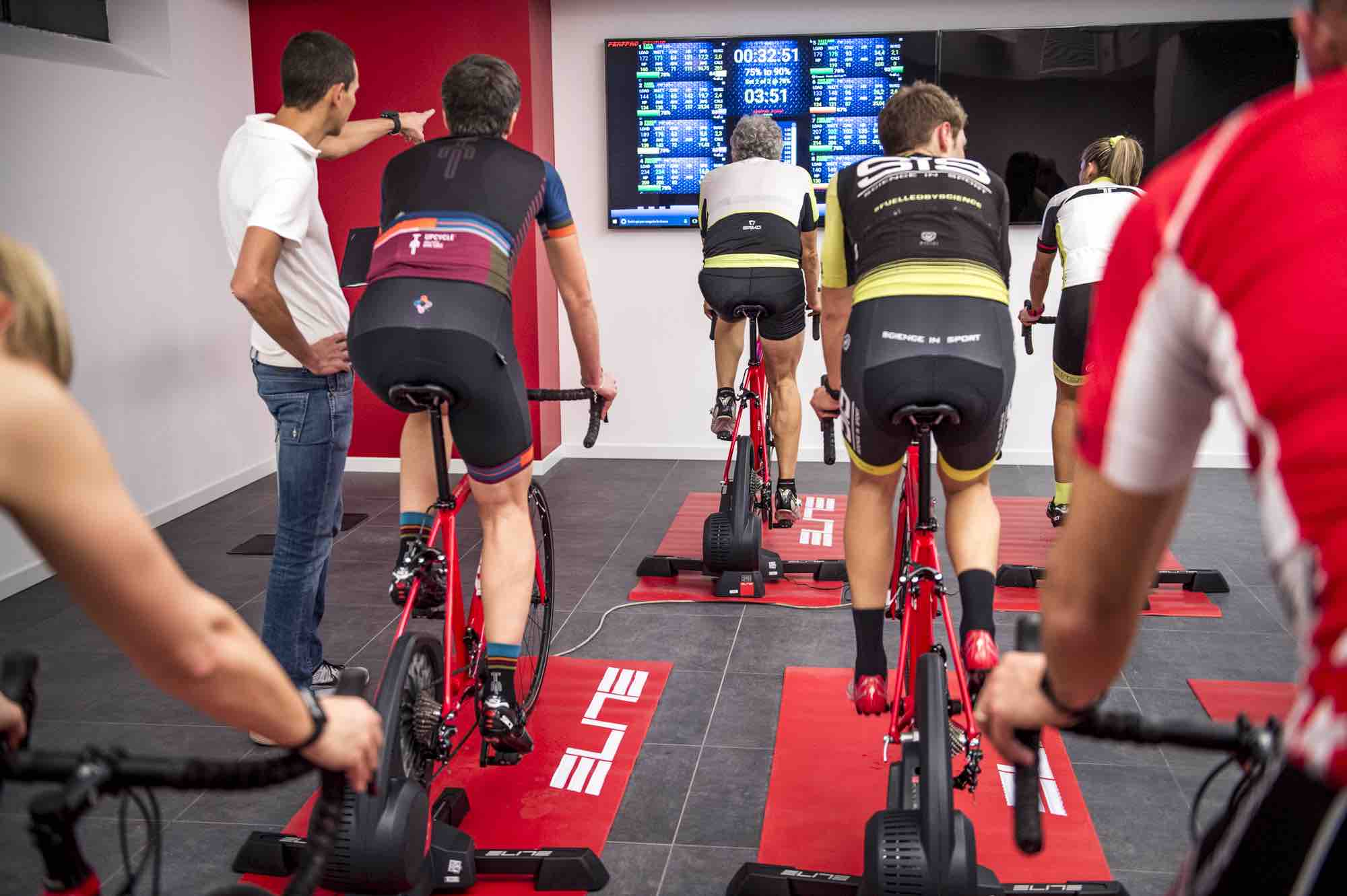 Classe indoor cycling Tri60