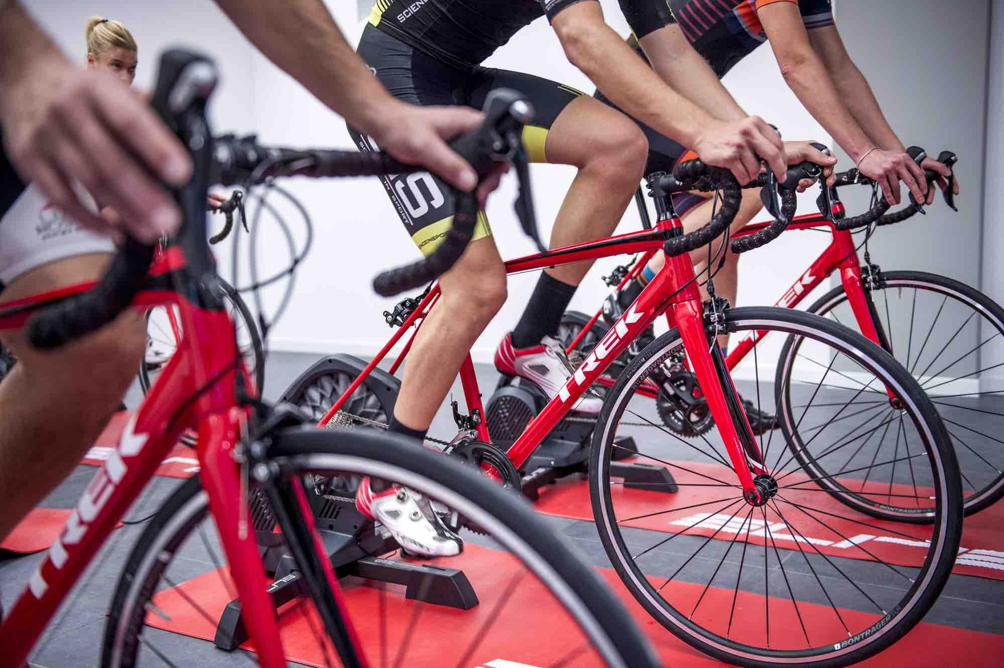Rulli ELite bici Trek Indoor Cycling