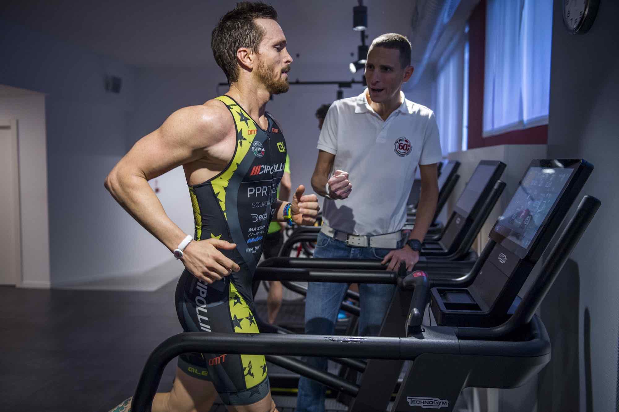 Allenamento sport di endurance in Tri60