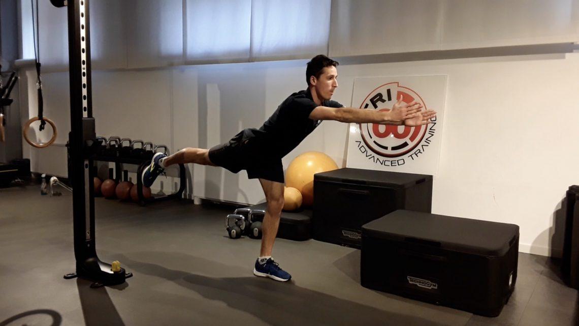 Total Body Workout Tri60