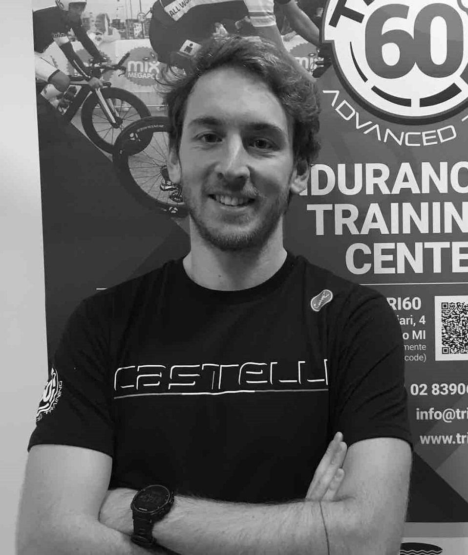 Simone Morellato Trainer Tri60 232